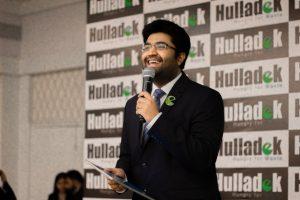 Nandan Mall _ CEO Hulladek
